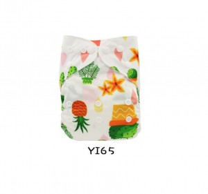 YIFASHIONBABY Lovely  New Baby Cloth Diapers Nappies Pocket  Fruits YI65